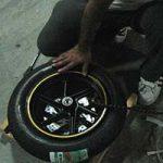 タイヤ交換(NSF