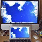 デカMac 薄Mac