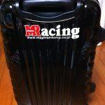 スーツケース購入