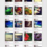 webstagram(instagramの写真をパソコンから見る