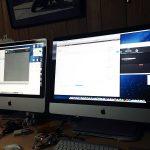 iMac届いた!