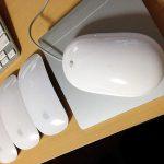 懐かしのApple Mighty Mouse(あのクリック感は演出だった)