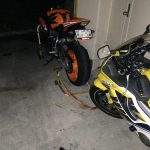 沖縄のバイク乗りの台風対策