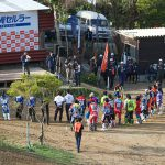 NAGO ALL STAR MOTOCROSS 観戦レポート その1