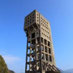 福岡旅行2日目その1 旧志免鉱業所竪坑櫓