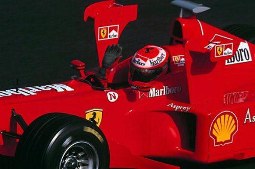 FerrariXWing