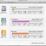 Apertureライブラリを外付HDDに移動(備忘録)
