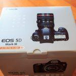 EOS5D mark3 アンボックス