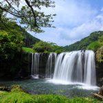 夏の九州旅行2日目 その1 仙洞の滝〜九重夢大吊橋