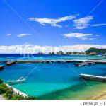 阿嘉漁港の画像が売れました。