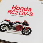 RC213V-S(の本)が届いた。