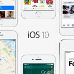 iOS10にアップデート