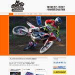 ALLSTAR MOTOCROSS in OKINAWAのwebsiteをリニューアル!