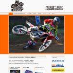 ALLSTAR MOTOCROSS in OKINAWAのwebsiteをリニューアル!