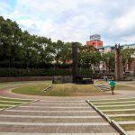 長崎旅行初日 その2 平和記念公園〜長崎新地中華街
