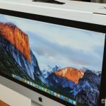 iMac5k late2015 セッティング・環境設定