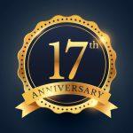 17周年とサーバー障害