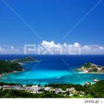 渡嘉敷島の写真が売れました