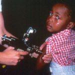 懐かしの予防接種(ピストル)