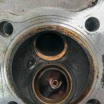エンジンの中身をチェックしてみました。