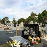 日本グランプリ遠征初日 Norickの墓参りに行ってきた。