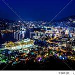 PIXTAで長崎の夜景の画像が売れました