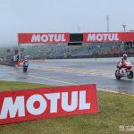MotoGP土曜日 その1 日テレG+コースサイドツアー