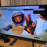 MotoGP 開幕前にテレビ買い替え