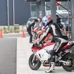 モータースポーツマルチフィールド沖縄 ミニバイク初走行