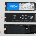 MacBook Pro 2015 内蔵SSDを交換 その1 ハード編