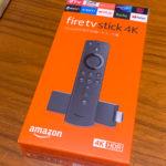 Apple TV→Amazon Fire TV Stick