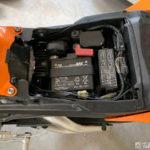 CBR1000RR(SC59)バッテリー交換(定期)