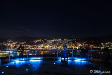 長崎の夜景 稲佐山