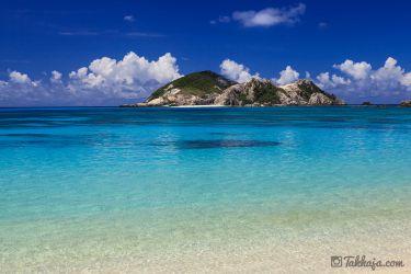阿波連ビーチ シブがき島