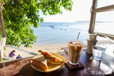 浜辺の茶屋 沖縄のカフェ