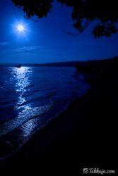 月夜 沖縄
