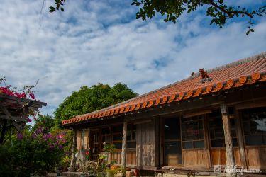 沖縄 古民家カフェ