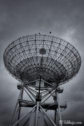 宇宙電波アンテナ